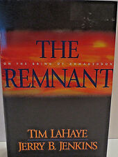 The Remnant:On the Brink of Armageddon Book#10 Tim LaHaye Jerry B Jenkins HC