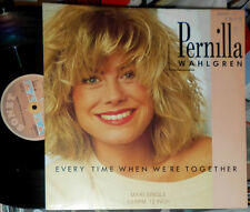 "PERNILLA WAHLGREN EVERY TIME WHEN WE'RE TOGETHER 12 "" MAXI (EMILIO INGROSSO)"