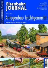 Eisenbahn Journal - Anlagenbau leicht gemacht Anlagenbau & Plaung