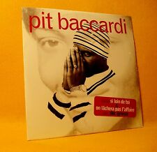 SEALED Cardsleeve Single CD Pit Baccardi Si Loin De Toi 2TR 1999 Hip Hop RnB