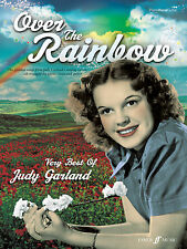 Over the Rainbow The Very Best of Judy Garland Piano Guitar FABER Music BOOK