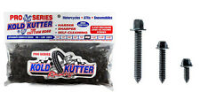 "Kold Kutter Track/Tire Traction Ice Screws - 3/8"" #8 250 Pack - KK038-8-250"