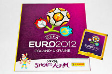 PANINI EM EURO 2012 International Version – 1 X ALBUM VUOTO EMPTY ALBUM (vers. 2)