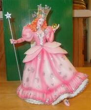 "Enesco Couture de Force Wizard Of OZ  Figurine ""Glinda"" The Good Witch NIB"