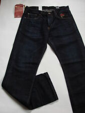 JEANS EDWIN  WIN RV STRAIGHTCUT ( DARK USED  NATURAL) TAILLE W32 L33