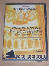 DVD SPECTACLE / L'OPERA FRANCAIS / THEATRE IMPERIAL DE COMPIEGNE / NEUF CELLO