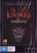 KINDRED THE EMBRACED - COMPLETE 2 DISC SET NEW DVDS