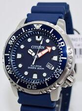 Citizen ECO-DRIVE PROMASTER DIVER 'S 200 M ISO orologio subacqueo bn0151-17l NUOVO!