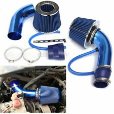 Universal Car Cold Air Intake Filter Alumimum Induction Kit Pipe Hose System New