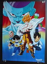JP ANIME [Dragon Ball Z:FreezaGOKOU,PICCOLO,VEGETA] JPpromotionPosterB2size (#34