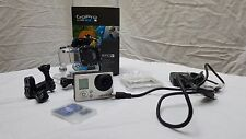 GoPro HERO3 Black Edition Camera Kit + Waterproof Case Remote Battery 16GB SD