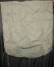 VIETNAM ERA US ARMY OG-107 WATERPROOF CLOTHING BAG EXCELLENT CONDITION LAUNDRY