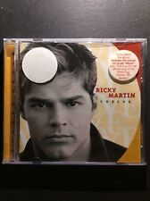 Vuelve by Ricky Martin (CD, Mar-1998, TriStar Music)
