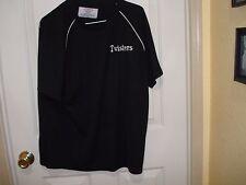Twisters T Shirt Black & White Fabnit Team Gear  Size L MINT