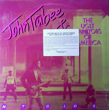 JOHN TRUBEE & THE UGLY JANITORS OF AMERICA - NAKED TEENAGE GIRLS - RESTLESS LP