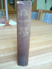 Bacchus Essay Nature Causes Effects Cure Intemperance 1st First Ed 1839 Grindrod
