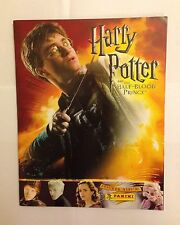 NOS HARRY POTTER AND THE HALF BLOOD PRINCE STICKER ALBUM BOOK PANINI UNUSED