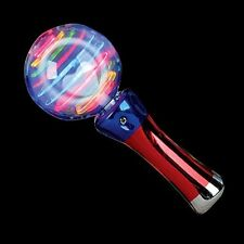 Sensory Led Light Visual Flashing Ball Special Need MulticolourEye Catching Toy