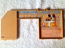 PLAYMOBIL EGYPTIAN PYRAMID 4240 SPARES - TOMB CHAMBER WALL - LEFT
