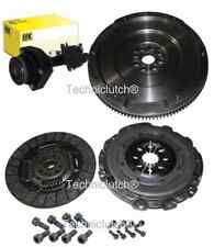 FORD FOCUS C-MAX 1.8 TDCI DUAL MASS TO SINGLE FLYWHEEL, CLUTCH KIT WITH LUK CSC