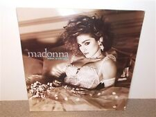 Madonna . Like A Virgin . Inner Sleeve . LP