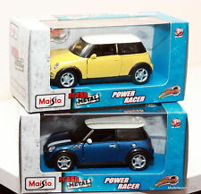 2er Set   MINI COOPER  S  + One   1:43 MAISTO