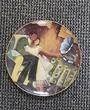 "Annie Lee:""Love Song"" Plate/African American Art/Black Americana"