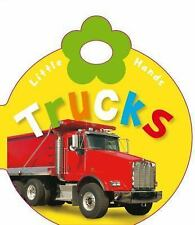 Trucks (Little Hands) Cox, Katie, Make Believe Ideas  Ltd. Board book
