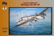 FLY 1/72 Armstrong Whitworth Whitley Mk VII Model Kit