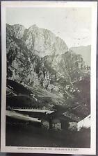 1925 - Cantoniera della Presolana - Strada verso la Val di Scalve