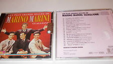 MARINO MARINI - LES PLUS GRANDS SUCCES DE GUAGLIONE Cd ..... New