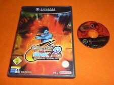 Nintendo Gamecube Spiel : CAPCOM VS. SNK 2 EO ! TOP ! KLASSIKER !!!!!!!!!!!!!!!!