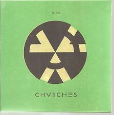 "CHVRCHES ""We Sink"" green Vinyl 7"" Single RSD 2014 sealed"