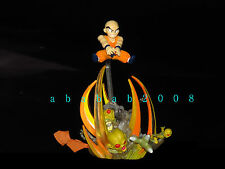 Bandai DragonBall Z Imagination Part.9 figure gashapon - Krillin & Saibaiman