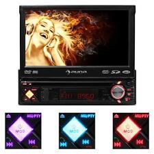 DIN Autoradio mit großem TFT Touch Monitor Bluetooth Freisprechfunktion DVD & CD