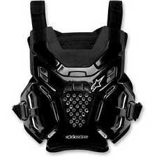 New Alpinestars Mens Adult A-6 Chest Protector, Small/Medium