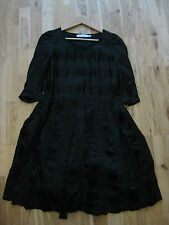 See By Chloe Black Dress UK8