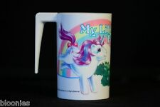 My Little Pony 1984 Vintage Aladdin Plastic Cup w/ Handle