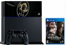 PlayStation PS 4 METAL GEAR SOLID V GROUND ZEROES FOX EDITION Sony STORE LIMITED