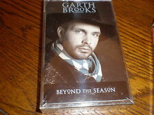 Garth Brooks CASSETTE NEW Beyond The Season