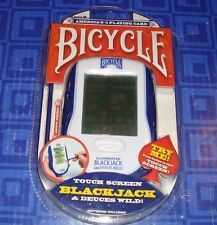 Blackjack Touch Screen Electronic Handheld Travel Game New In The Package