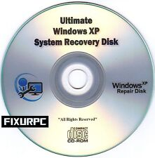 Ultimate Windows XP Recovery, Fix Windows XP, Restore Desktops, Repair LapTops