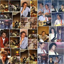DIRE STRAITS Sanremo '81+Vela d'Oro 1982 italy 160 unpublished photos fotografie