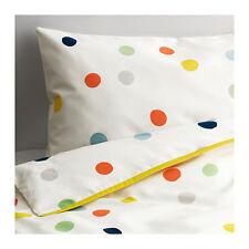 Ikea Dromland Crib Bedding Duvet Cover & Pillowcase DRÖMLAND 303.195.63