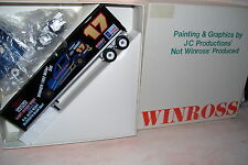 1993 Toby Tobins Racing Cheehy Lananon PA Diecast Delivery Trailer Truck