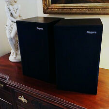 Rogers LS4a Loudspeakers In Excellent Cosmetic Condition.