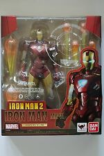 Bandai S.H. Figuarts Iron Man 2 Mark 6 VI, Action Figure, sh figuarts
