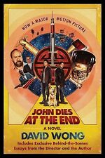 David Wong - John Dies At The End Mti (2012) - New - Trade Paper (Paperback