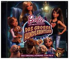 Barbie und ihre Schwestern in: Das große Hundeabenteuer - Das Original- - CD NEU
