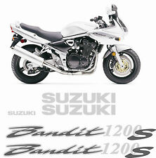 Bandit 1200S 2001-2005 Replacement Restoration Decals Stickers Graphics